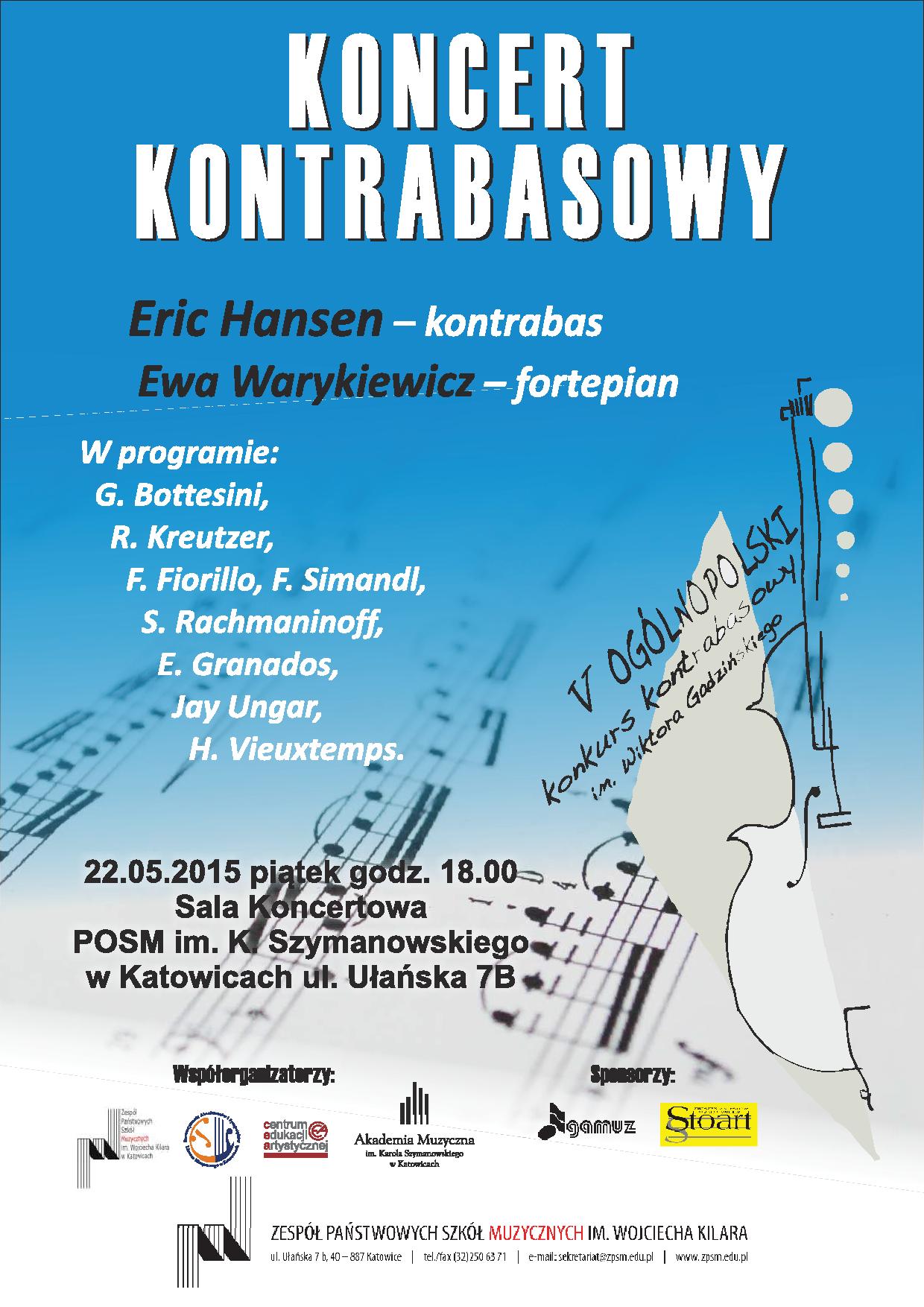 Konceert Kontrabasowy