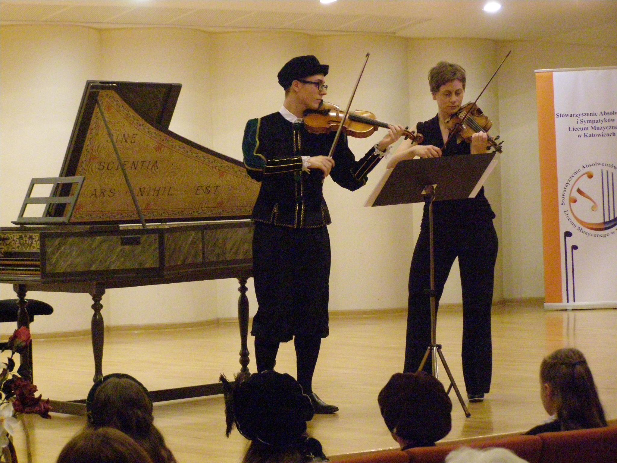 Taniec historyczny i muzyka dawna 2014